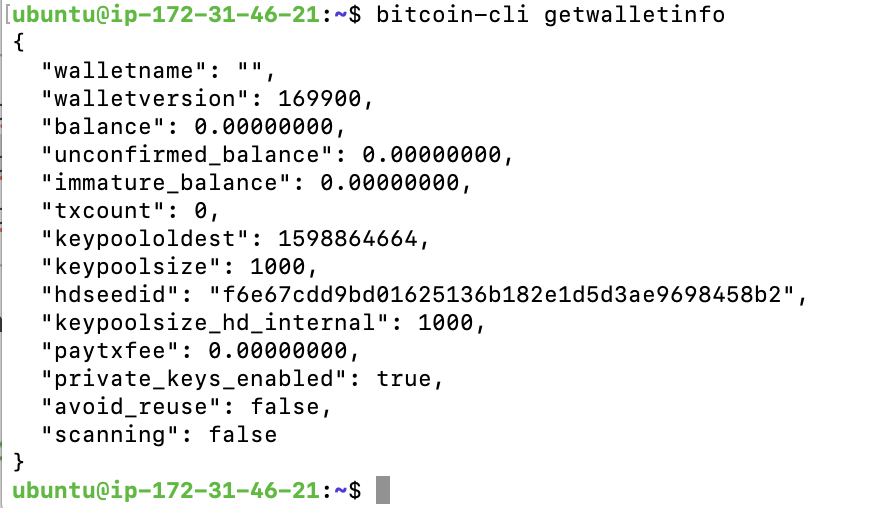 bitcoin-cli getbwalletinfo